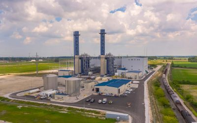 Ohio's Most Efficient Natural Gas Power Plant Now Online