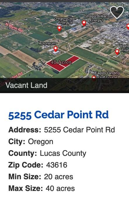 5255 Cedar Point Rd